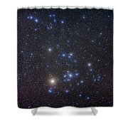 The Hyades Cluster With Aldebaran Shower Curtain