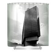The Hyatt Downtown Columbus Shower Curtain