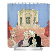 The Indolents Shower Curtain