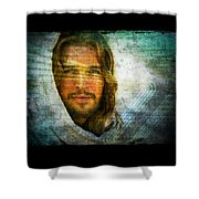 The Jesus I Know Shower Curtain