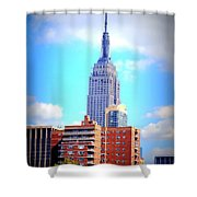 The Jewel Of New York Shower Curtain