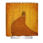 The Journey Wall Art  Shower Curtain
