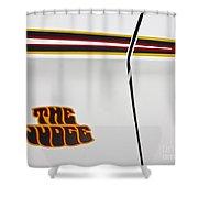 The Judge1969 Pontiac Gto  Shower Curtain