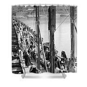 The Katah Bridge Shower Curtain