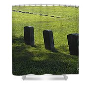 The Known And The Unknown Shower Curtain