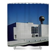 The Knoxville Museum Of Art Shower Curtain