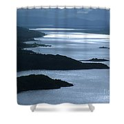 The Kyles Of Bute Shower Curtain