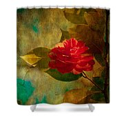 The Lady Of The Camellias Shower Curtain by Loriental Photography