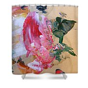 The Land Of Dreams Shower Curtain