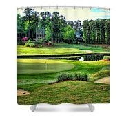 The Landing At Reynolds Plantation Shower Curtain