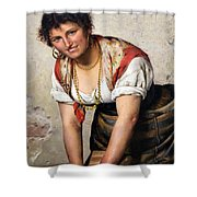 The Laundress Shower Curtain
