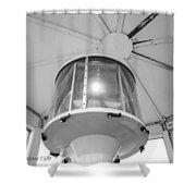 The Light At Fort Gratiot Light House Shower Curtain
