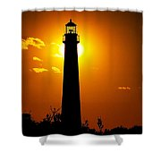 The Light Of Cape May Shower Curtain