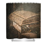 The Light Of Knowledge Shower Curtain