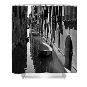 The Light - Venice Shower Curtain
