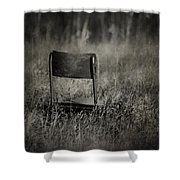 The Listening Wind  Shower Curtain