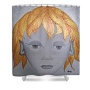 The Little Prince Shower Curtain