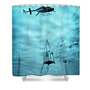 The Load Shower Curtain