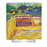The Loam Pit Shower Curtain