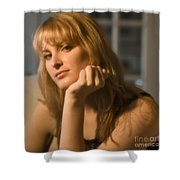 The Look 8 Shower Curtain