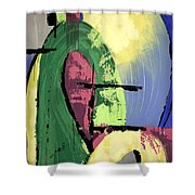 The Lord Is My Shepard Shower Curtain