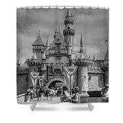 The Magic Kingdom Shower Curtain