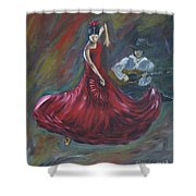 The Magic Of Dance Shower Curtain