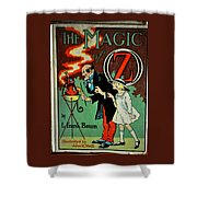 The Magic Of Oz Shower Curtain