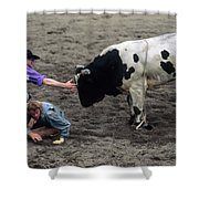 Rodeo The Magic Touch Shower Curtain
