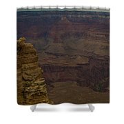 The Many Colors Of The Grand Canyon Shower Curtain