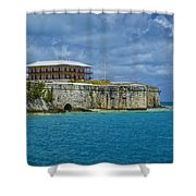 The Maritime Museum  Shower Curtain