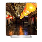 The Market Shower Curtain