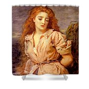 The Matyr Of The Solway Shower Curtain