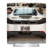 The Mclaren Collection Shower Curtain