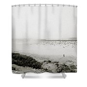 The Mekong River Shower Curtain