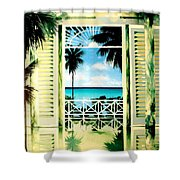 The Messel Suite Shower Curtain