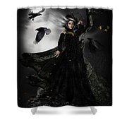 The Messengers Shower Curtain