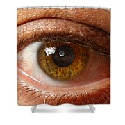 The Minds Eye Shower Curtain