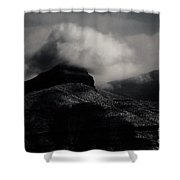The Mist Shower Curtain