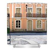 The Mistress' House - Solar Da Marquesa De Santos Shower Curtain