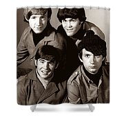 The Monkees 2 Shower Curtain