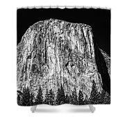 The Monument Shower Curtain
