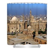 The Mosque Of Al-azhar Shower Curtain