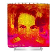 The Most Beautiful Thing Shower Curtain