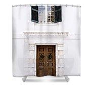 The Mount Lenox Ma Shower Curtain