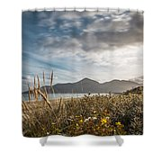 The Mourne Mountains  Shower Curtain