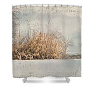 The Music Of Nature Shower Curtain