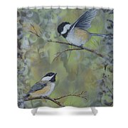 The Nature Of Innocence Shower Curtain