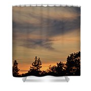 The Nature Of Nature Shower Curtain
