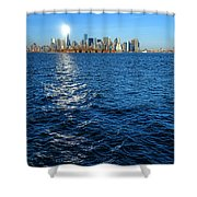 The New Beacon Shower Curtain